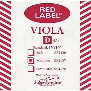 Super-Sensitive-Red-Label-Viola-D-String-Full