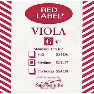 Super-Sensitive-Red-Label-Viola-G-String-Full