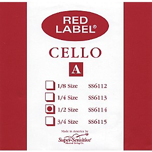 Super-Sensitive-Red-Label-Cello-A-String-1-2