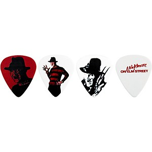 Clayton-Nightmare-On-Elm-Street-Guitar-Picks-6-Pack-White-Medium