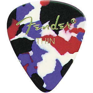 Fender-Classic-Celluloid-Confetti-Guitar-Pick-12-Pack-Heavy-1-Dozen
