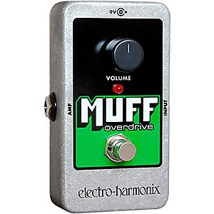 Electro-Harmonix-Nano-Muff-Overdrive-Guitar-Effects-Pedal-Standard