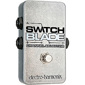 Electro-Harmonix-Nano-Switchblade-Channel-Selector-Footswitch-Standard
