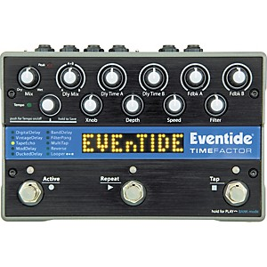 Eventide-TimeFactor-Twin-Delay-Guitar-Effects-Pedal--Standard