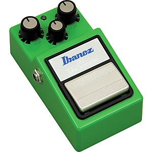 Ibanez-TS9-Tube-Screamer-Effects-Pedal-Standard