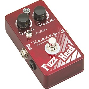 Keeley-Fuzz-Head-Guitar-Effects-Pedal-Standard