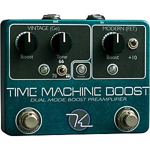 Keeley-Time-Machine-Boost-Guitar-Effects-Pedal-Standard
