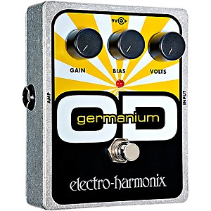 Electro-Harmonix-XO-Germanium-OD-Overdrive-Guitar-Effects-Pedal-Standard