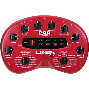 Line-6-POD-2-0-Guitar-Multi-Effects-Processor-Standard