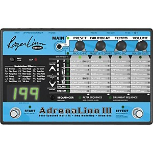 ROGER-LINN-DESIGN-AdrenaLinn-III-Guitar-Effects-Processor-Standard