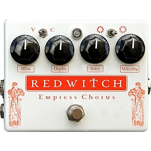Red-Witch-Empress-Analog-Chorus-Vibrato-Guitar-Effects-Pedal-Standard