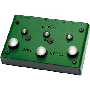 Lehle-3at1-SGoS-Switcher-Guitar-Pedal-Standard