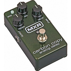 MXR-M169-Carbon-Copy-Analog-Delay-Guitar-Effects-Pedal-Standard