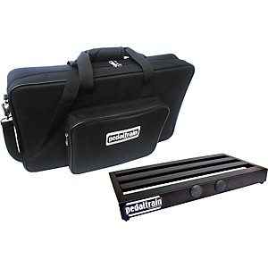 Pedaltrain-PT-2-Pedalboard-with-Softshell-Gig-Bag-Standard