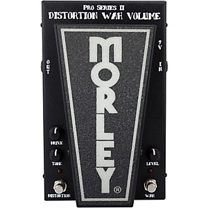 Morley-PDW-II-Pro-Series-Distortion-Wah-Volume-Pedal-Standard
