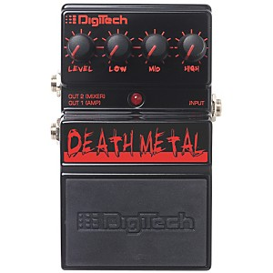 Digitech-DDM-Death-Metal-Distortion-Guitar-Effects-Pedal-Standard