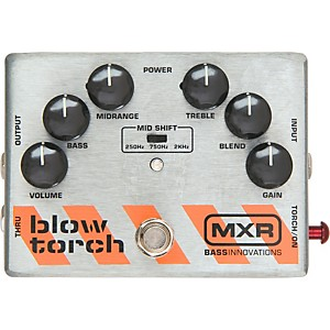 MXR-M-181-Bass-Blowtorch-Overdrive-Distortion-Pedal-Standard