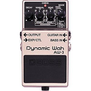 Boss-AW-3-Dynamic-Wah-Guitar-Effects-Pedal-Standard