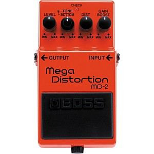BOSS-MD-2-Mega-Distortion-Pedal-Standard
