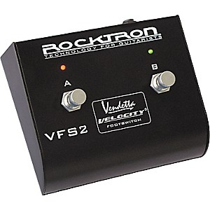 Rocktron-VFS2-Double-Guitar-Footswitch-Silver
