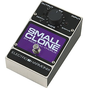 Electro-Harmonix-Classics-Small-Clone-Analog-Chorus-Guitar-Effects-Pedal-Standard