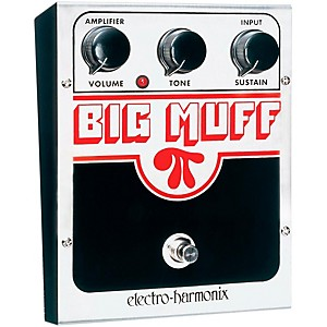 Electro-Harmonix-Classics-USA-Big-Muff-PI-Distortion---Sustainer-Guitar-Effects-Pedal-Standard
