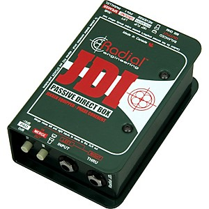 Radial-Engineering-JDI-MK3-Passive-Direct-Box-Standard