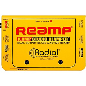 Radial-Engineering-X-Amp-Active-Reamplifier-Standard