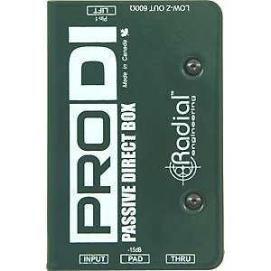 Radial-Engineering-ProDI-Passive-Direct-Box-Standard