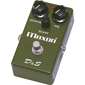 Maxon-D-S-Distortion-and-Sustainer-Standard
