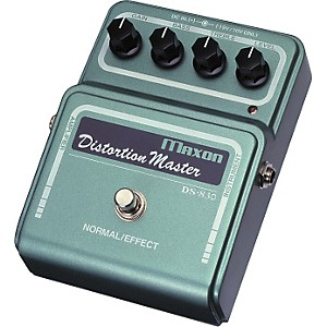 Maxon-DS830-Distortion-Master-Standard