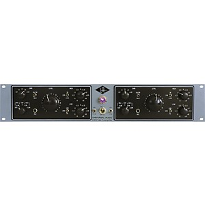 Universal-Audio-2-610-Silverface-Dual-Channel-Mic-Pre-Standard