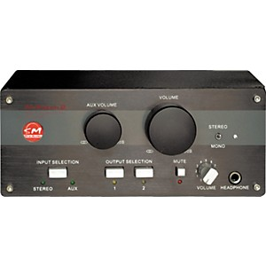 SM-Pro-Audio-M-Patch-2-Passive-Volume-Control-Switch-Box-Standard