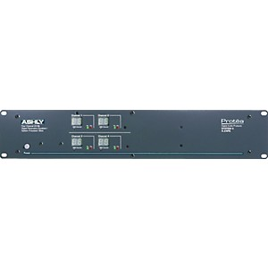 Ashly-Audio-Protea-4-24PS-4-Channel-Parametric-EQ-Sys-Processor-Standard