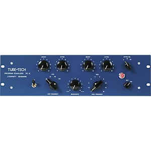 Tube-Tech-PE-1C-Program-Equalizer-Standard