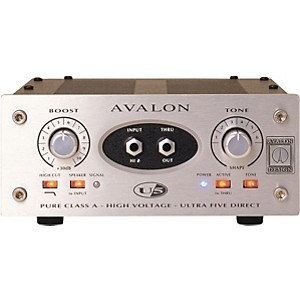 avalon-Ultra-Five-Direct-Box-Instrument-Preamplifier-Standard