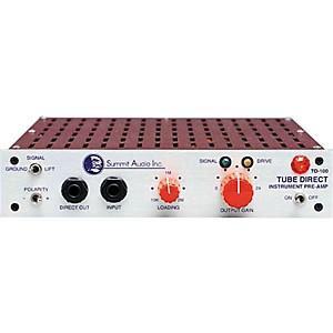 Summit-Audio-TD-100-Instrument-Preamp-and-Tube-Direct-Box-Standard