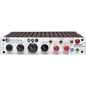 Summit-Audio-2BA-221-Tube-Mic-and-Line-Module-Standard