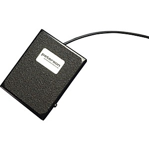 Peterson-Single-Footswitch-for-AutoStrobe-Standard