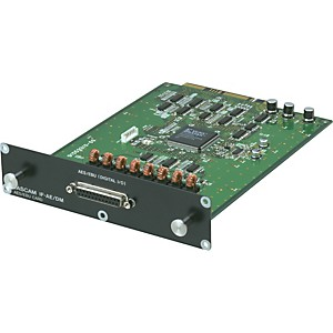Tascam-IF-AE-DM-8-Channel-AES-EBU-Digital-I-O-Expansion-Card-for-SX-1-DM-24-Standard