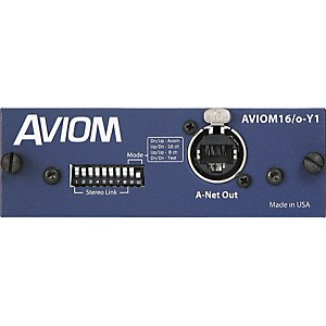 Aviom-AVIOM16-o-Y1-Card-for-Yamaha-Digital-Mixers-Aviom-Blue