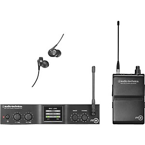 Audio-Technica-M2-In-Ear-Wireless-Monitor-System-Band-L