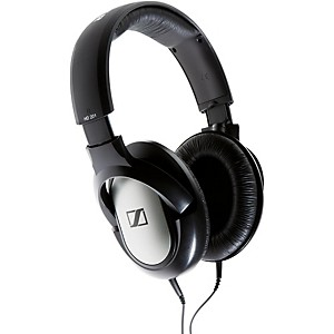 Sennheiser-HD-201-Pro-Closed-Back-Headphones-Standard