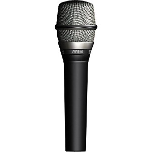 Electro-Voice-RE510-Handheld-Condenser-Supercardioid-Vocal-Microphone-Standard