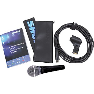 Shure-PG48-QTR-Microphone-with-Switch-Standard