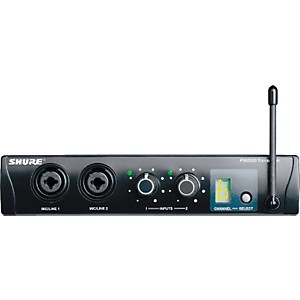 Shure-P2T-H2-Personal-Monitor-TransMixer-Standard