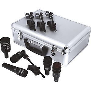 Audix-DP-5A-5-Piece-Drum-Mic-Kit-Standard