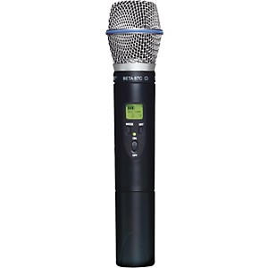 Shure-SLX2-BETA87C-Wireless-Handheld-Transmitter-Microphone-CH-G5