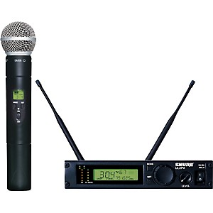 Shure-ULXP24-58-Handheld-Wireless-Microphone-System-J1