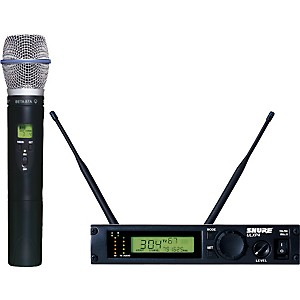 Shure-ULXP24-BETA87A-Handheld-Wireless-Microphone-System-J1